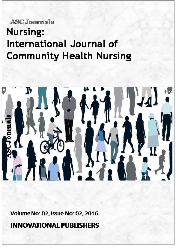 Nursing International Journal Of Community Health Nursing